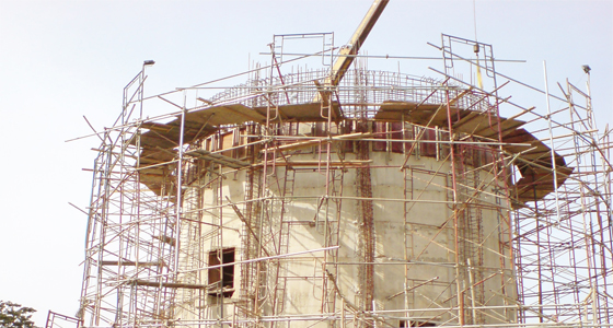 Batticaloa Water Supply Project Intake Structure