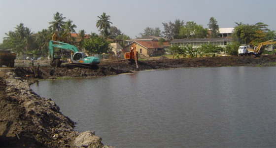 Dredging of Lunawa Lagoon & Improvements to Sea Outfall