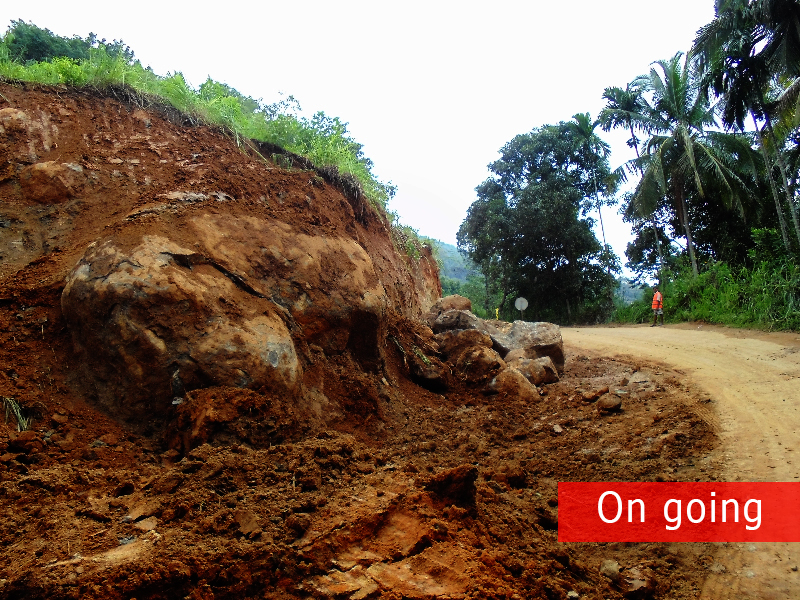 MAWANELLA GAMPOLA ROAD PROJECT