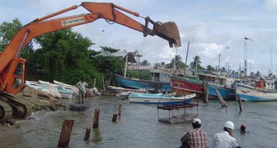 Fishery Harbour Project – Negombo