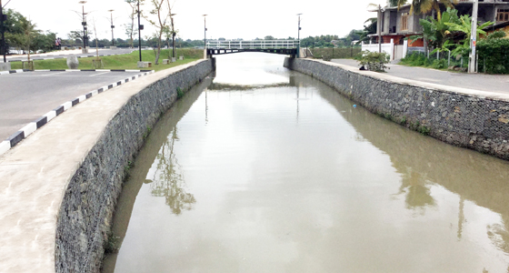 Weras Ganga Storm Water Drainage & Environment Improvement Project