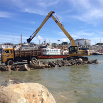 Construction of Harbour for Yachts in Port of Galle – Dredging Works